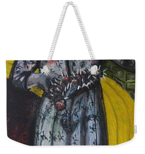 It's Never Ending Constancy Weekender Tote Bag