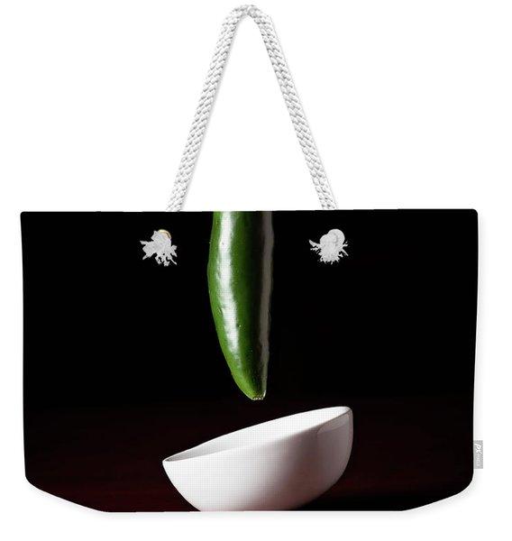 Jalapeno Weekender Tote Bag