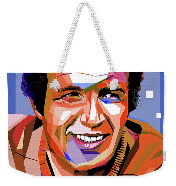 James Caan Weekender Tote Bag
