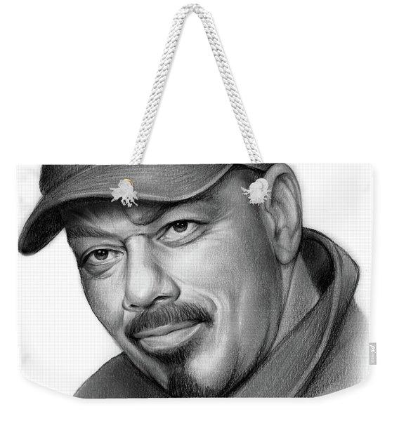 James Ingram Weekender Tote Bag