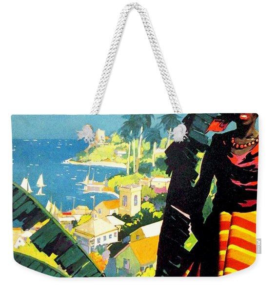 Jamiaica Weekender Tote Bag