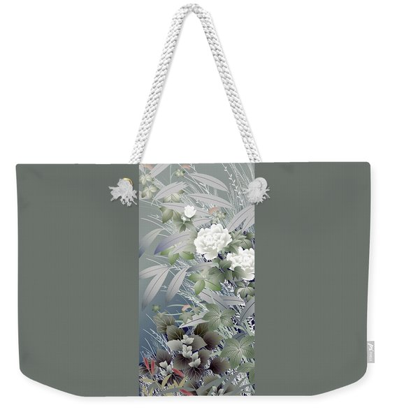 Japanese Modern Interior Art #39 Weekender Tote Bag
