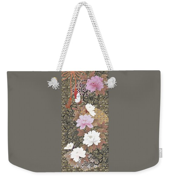 Japanese Modern Interior Art #43 Weekender Tote Bag
