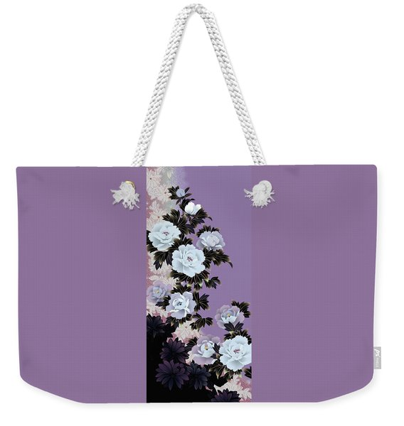 Japanese Modern Interior Art #45 Weekender Tote Bag