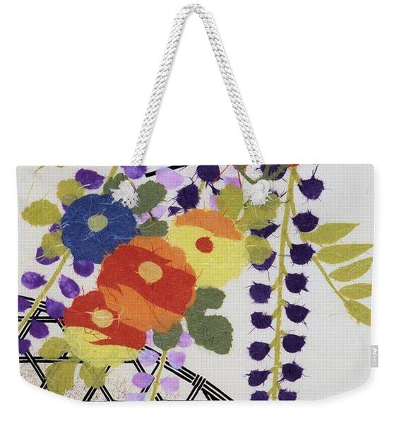 Japanese Modern Interior Art #49 Weekender Tote Bag