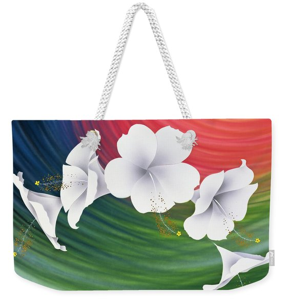 Japanese Modern Interior Art #53 Weekender Tote Bag