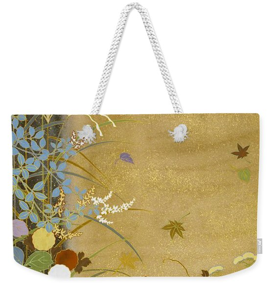 Japanese Modern Interior Art #88 Weekender Tote Bag