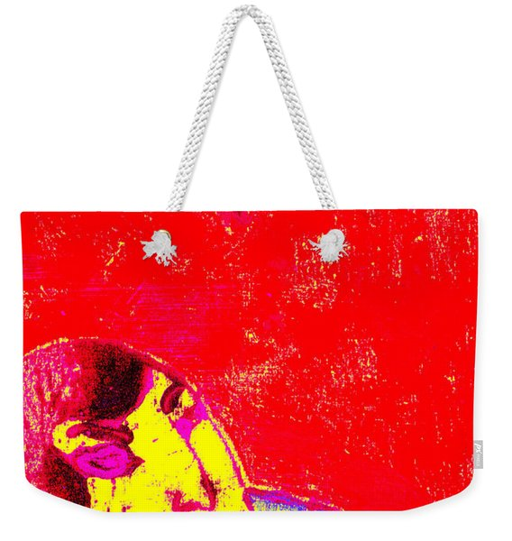 Japanese Pop Art Print 6 Weekender Tote Bag