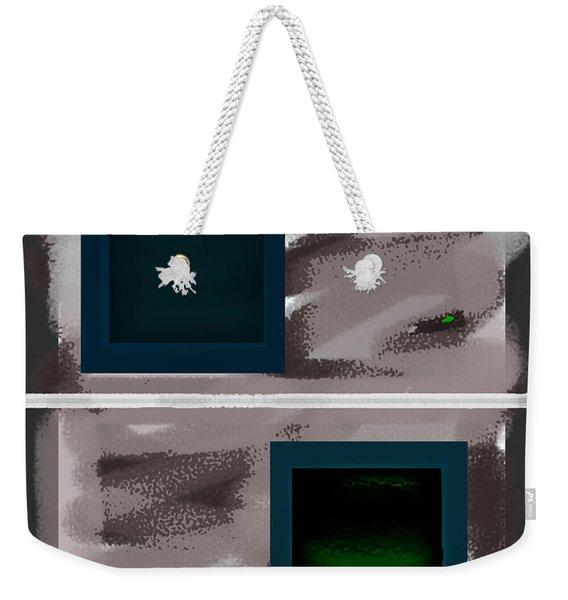 Jealousy Weekender Tote Bag