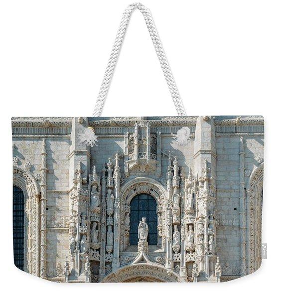 Jeronimos Monastery, Portugal Weekender Tote Bag