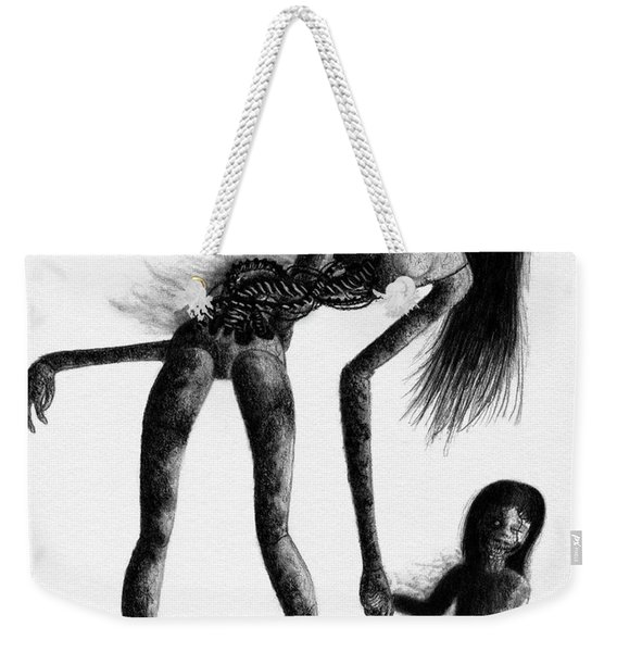 Jessica And Her Broken - Artwork Weekender Tote Bag