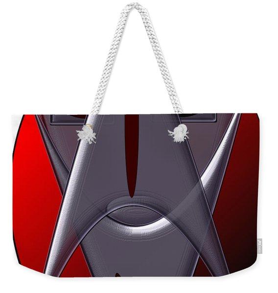 Jesus Christ 3 Weekender Tote Bag