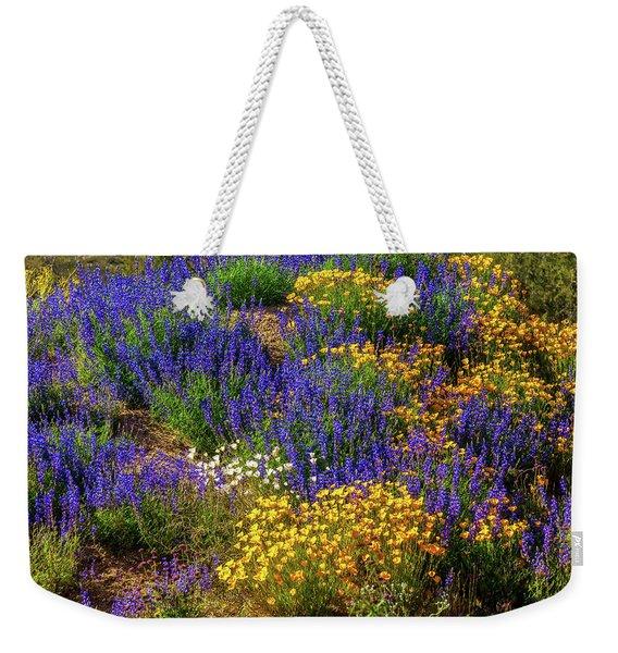 Jewels Of The Desert Weekender Tote Bag
