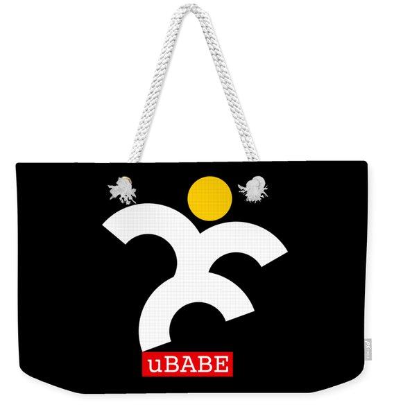Jive Babe Weekender Tote Bag