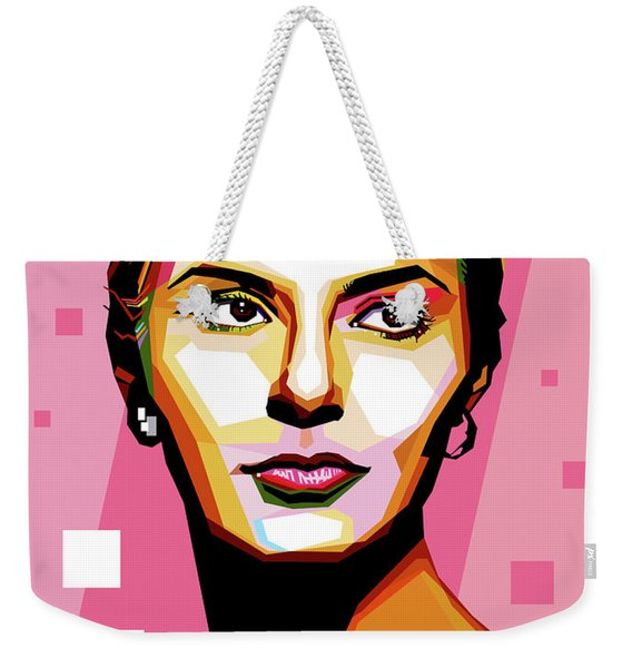 Joanne Woodward Weekender Tote Bag