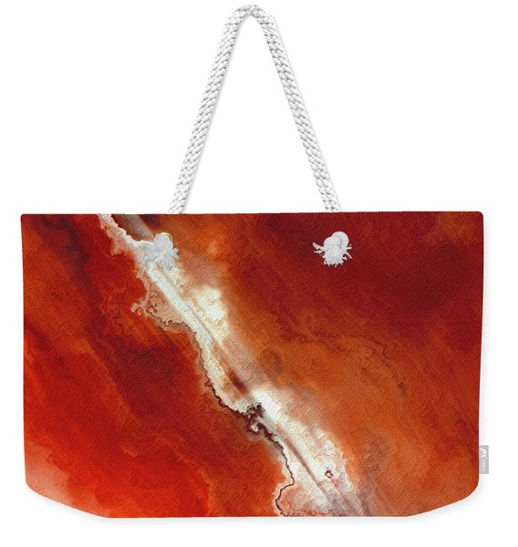 John 5 24. Passed From Death To Life Weekender Tote Bag