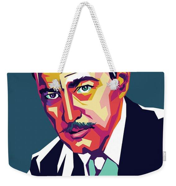 John Barrymore Weekender Tote Bag