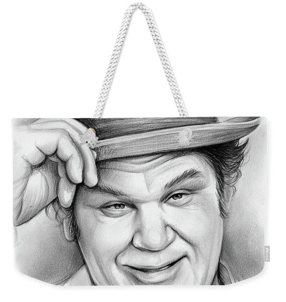 John C Reilly Weekender Tote Bag