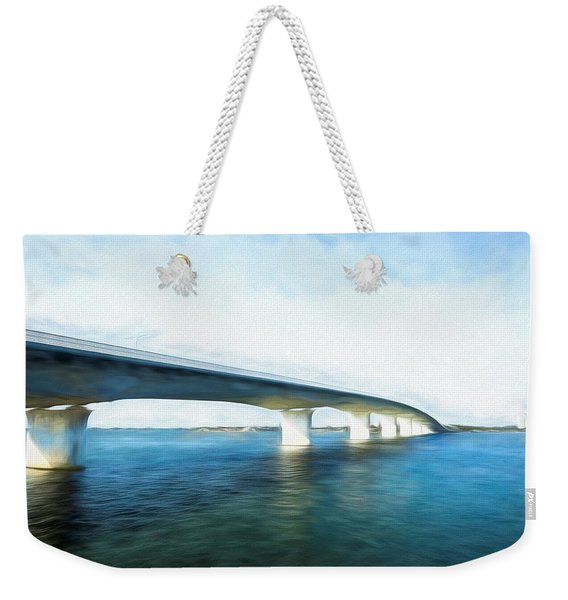 John Ringling Causeway Weekender Tote Bag