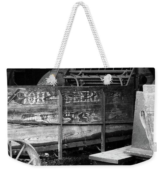 Johndeere Weekender Tote Bag