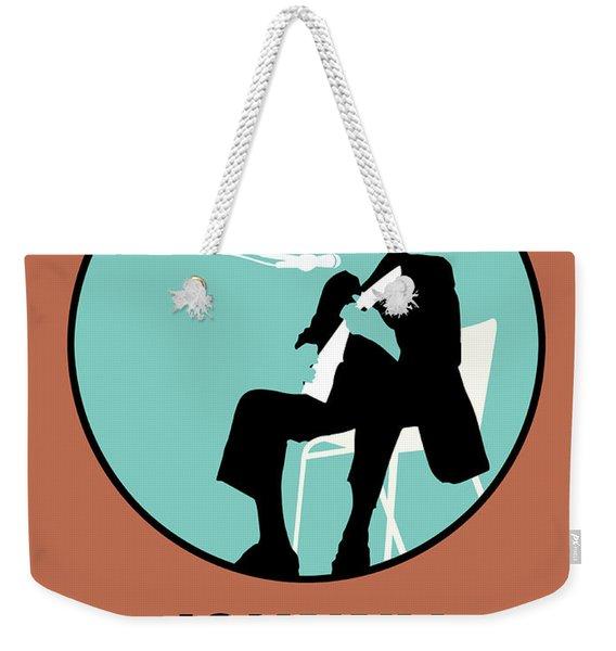 Johnny Lee Hooker  Weekender Tote Bag