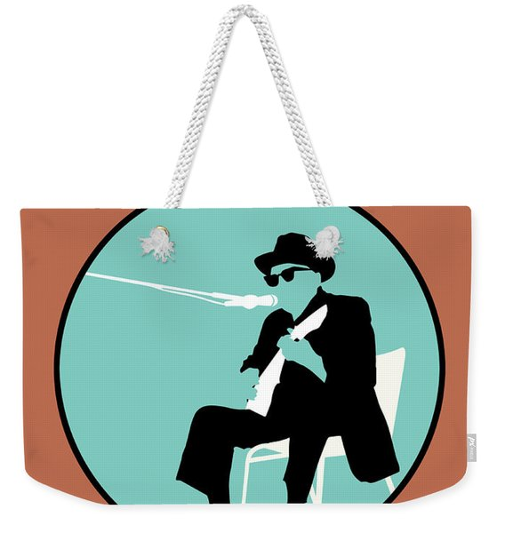 Johnny Lee Hooker  Weekender Tote Bag