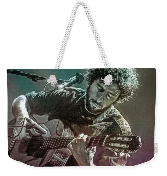 Jose Gonzalez Weekender Tote Bag