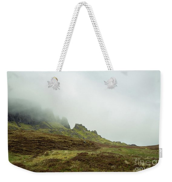 Journey To The Quiraing Weekender Tote Bag