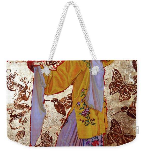 Joyful Love Weekender Tote Bag