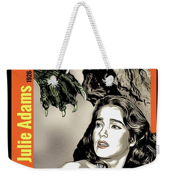 Julie Adams Tribute Weekender Tote Bag