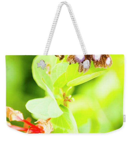 Jungle Bug Weekender Tote Bag