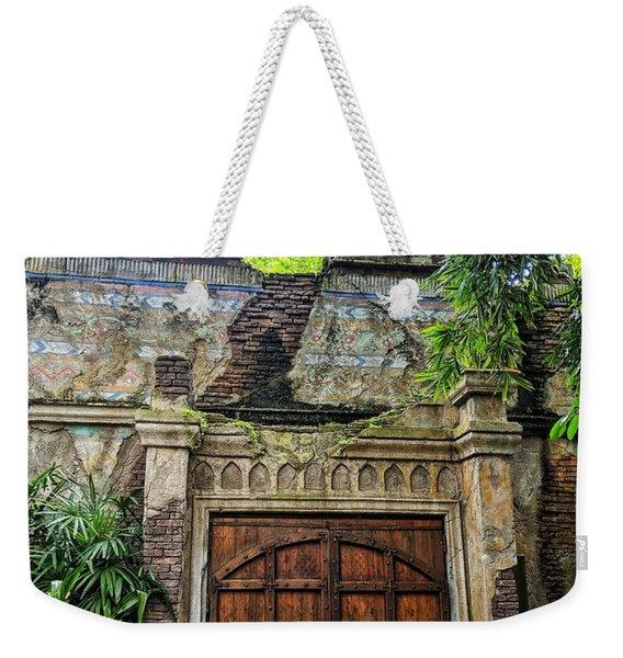 Jungle Trek Weekender Tote Bag