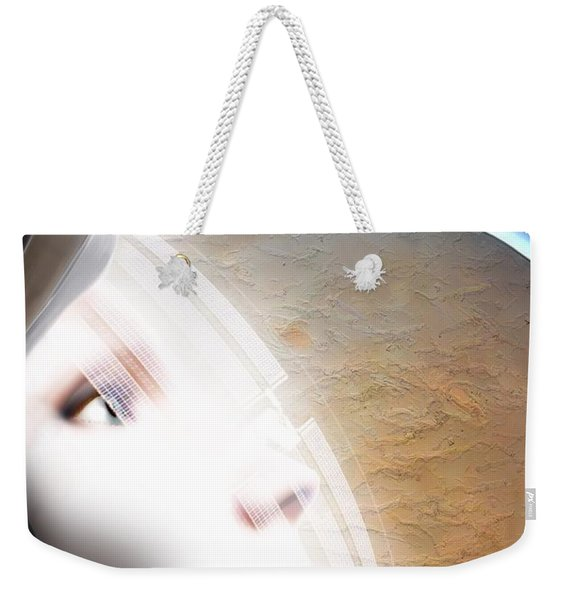 Jupiter Rising Weekender Tote Bag