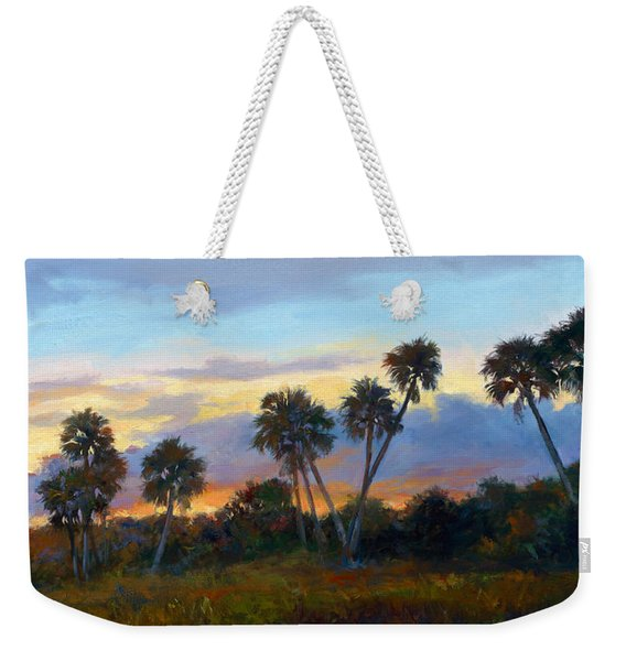 Jupiter Sunrise Weekender Tote Bag
