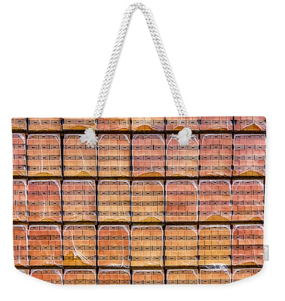 Just Another Brick For The Wall Weekender Tote Bag