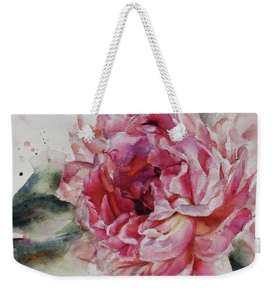 Just Bloom Weekender Tote Bag