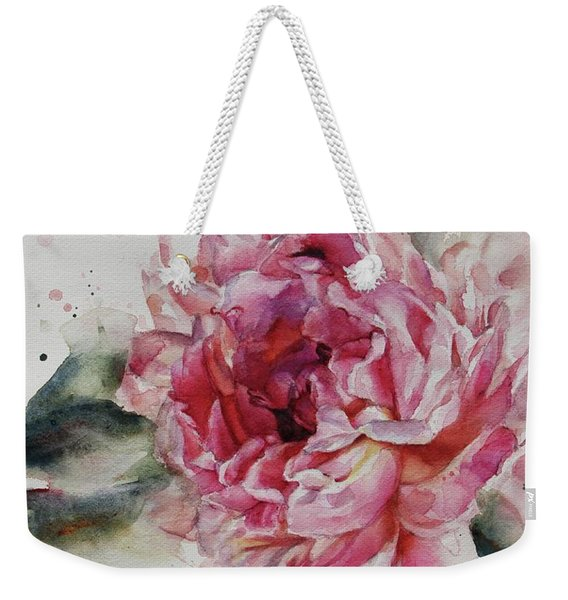 Just Bloom Weekender Tote Bag