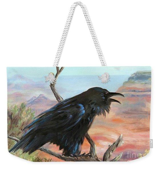 Just Grand Weekender Tote Bag