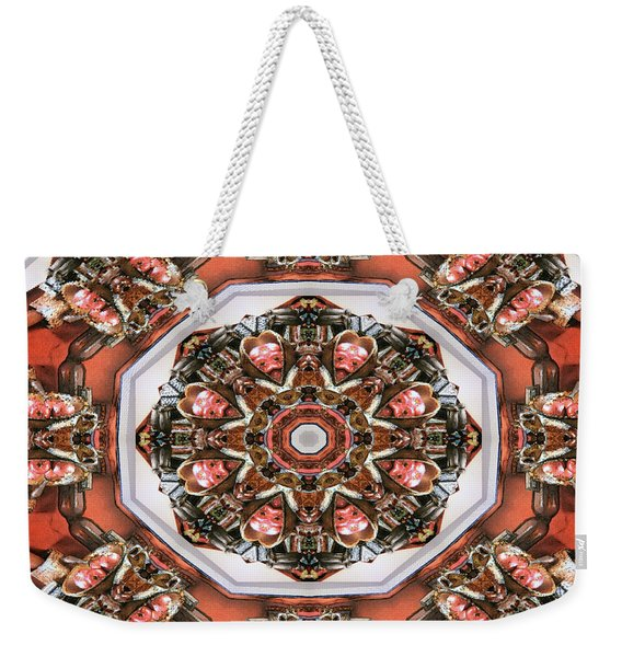 Kaleidoscope Of Apple Still Life Weekender Tote Bag