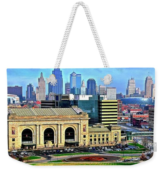 Kansas City 2019 Weekender Tote Bag