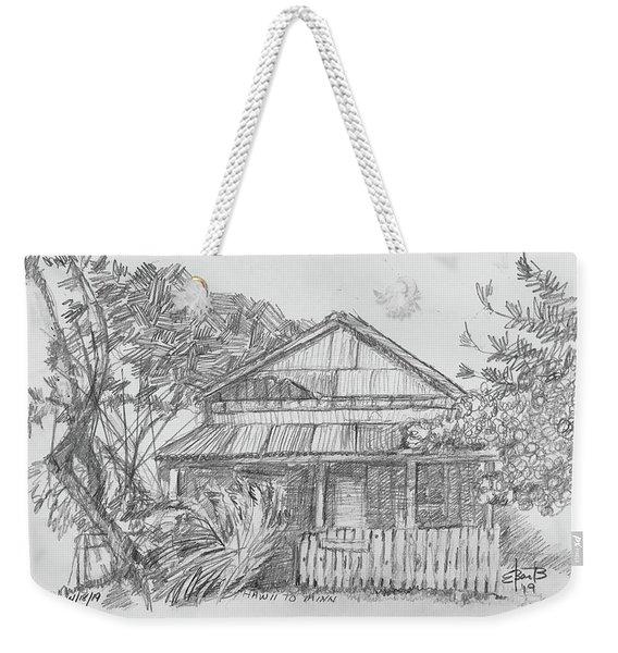 Kauai Shack Weekender Tote Bag