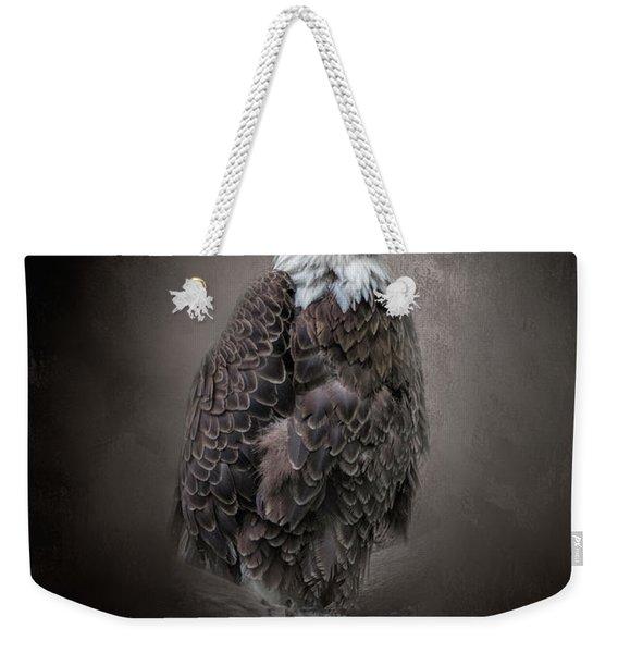 Keeping Watch Weekender Tote Bag