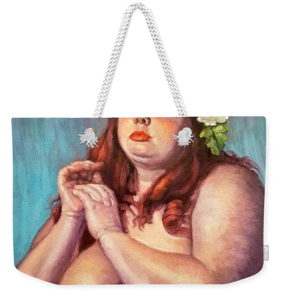 Keira Weekender Tote Bag