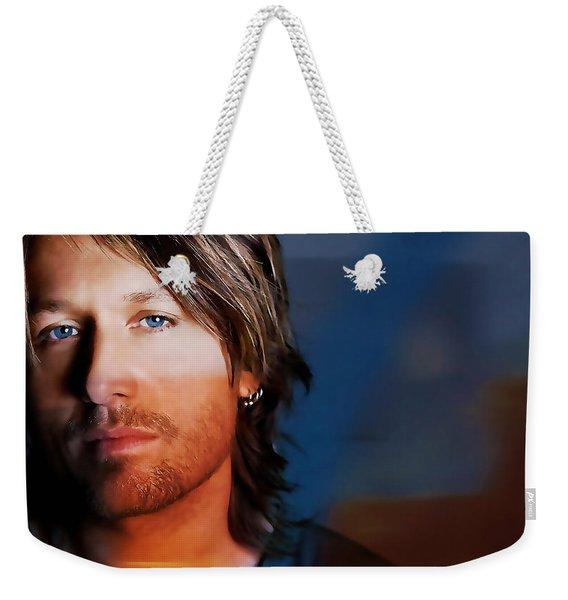 Keith Urban  Weekender Tote Bag