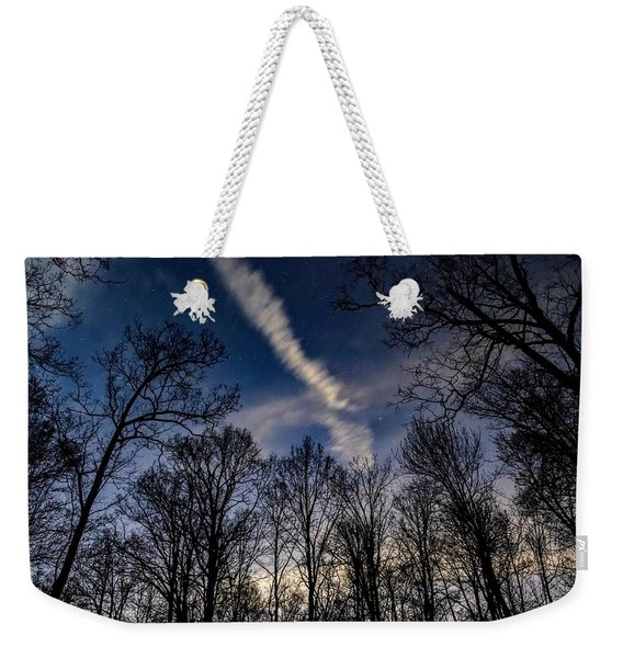 Kentucky Sky Weekender Tote Bag