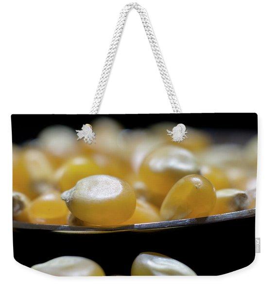 Kernels Weekender Tote Bag