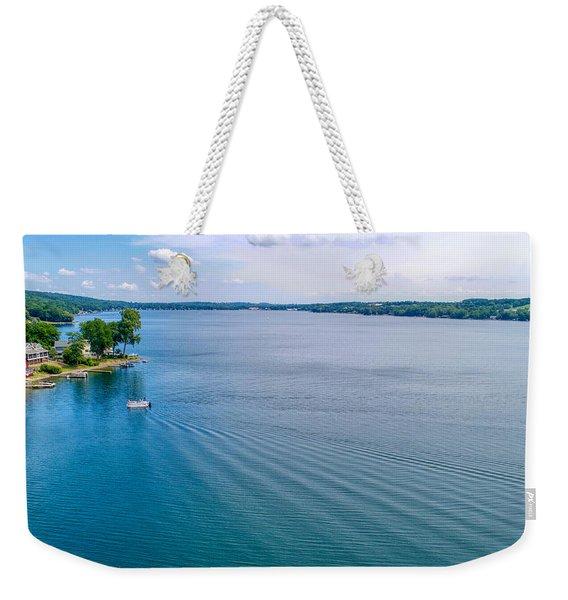 Keuka Days Weekender Tote Bag