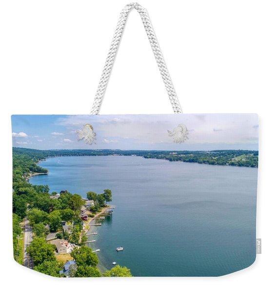Keuka Views Weekender Tote Bag