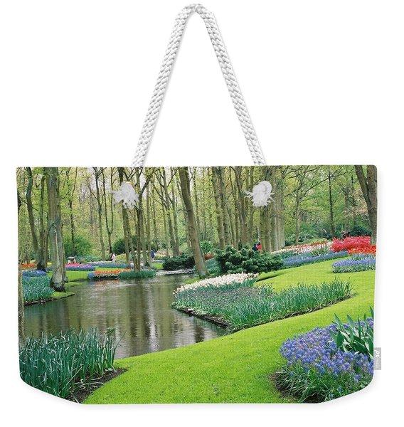 Keukenhof Gardens Weekender Tote Bag