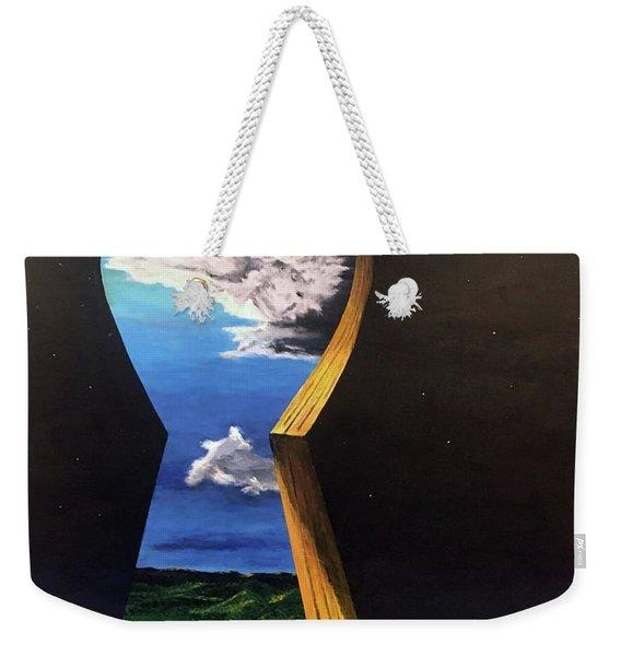 Key To Success Weekender Tote Bag